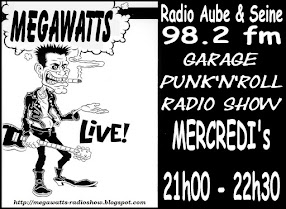 Megawatts Garage Punk Radio Podcast