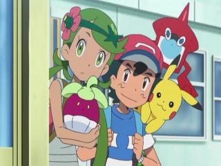 Pokémon Sun & Moon - Episódio 16 - Assistir Online