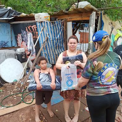 Tucuruvi realiza doações de kits de higiene pessoal e cobertores a famílias carentes