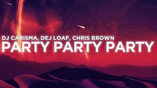 DJ Carisma – Party Party Party Lyrics |Hinditracks Lyrics