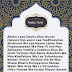 AYATUL KURSI benefits with English meaning