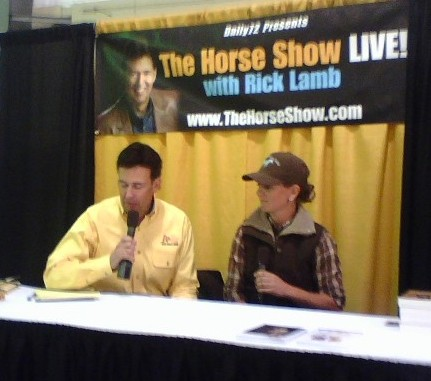 Samantha Harvey Rick Lamb Interview