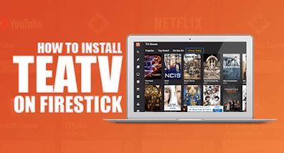 TeaTV - Películas y programas de TV 1080p gratuitos para dispositivos Android