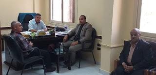 تخصيص عدد ( ٥٤ ) منفذ بيع مباشر  للشركة الوطنيه التابعه للقوات المسلحة (شركه مصر العليا) بمحافظة اسوان