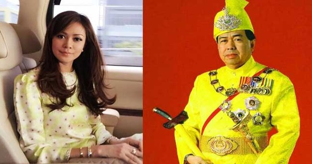 Biodata pembaca berita Norashikin Abdul Rahman Isteri Sultan Selangor