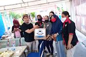 LSM SIGAB Mitra PPWI Salurkan Bantuan untuk Korban Kebakaran Duri Selatan
