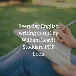Everyday English writing (1919)