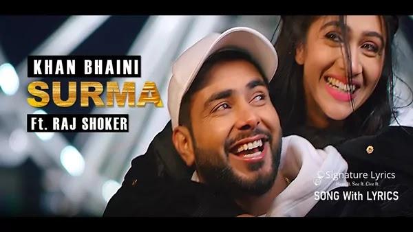 SURMA Lyrics - Khan Bhaini Feat. Raj Shoker