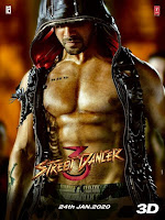 Street Dancer [3D] First Look Poster 7