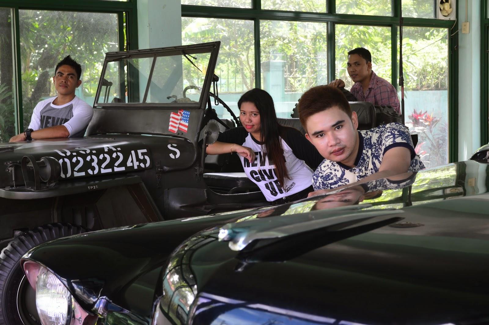 Magsaysay Car