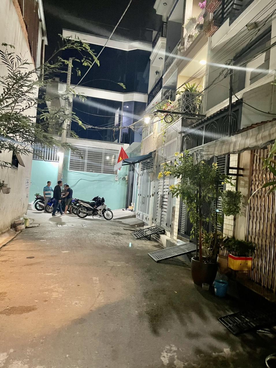 Bán nhà quận Bình Tân dưới 3 tỷ, Mặt tiền đường số 6 Bình Hưng Hòa A