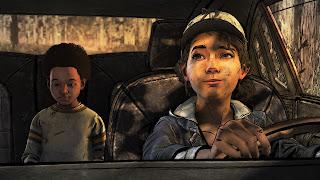 The Walking Dead: The Final Season Broken Toys HD Background