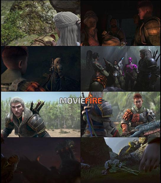 Monster Hunter: Legends of The Guild (2021) 1080p