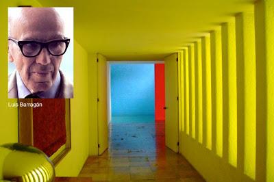 Casa Lirardi e imagen de Luis Barragán