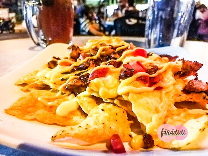 Wordless Wednesday: Craving Nachos!