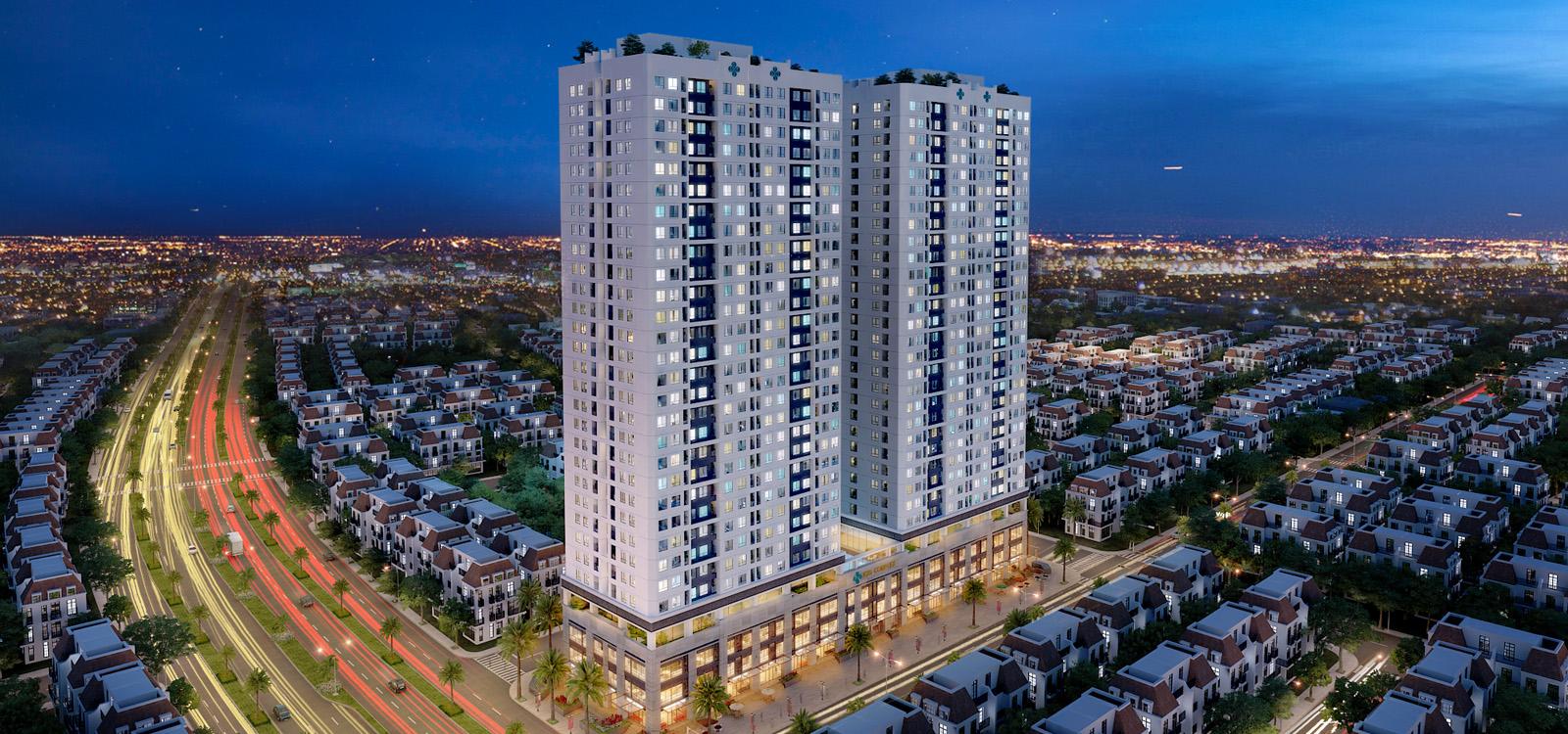 ICID Complex ra mắt căn hộ hiện đại để gia đình trẻ