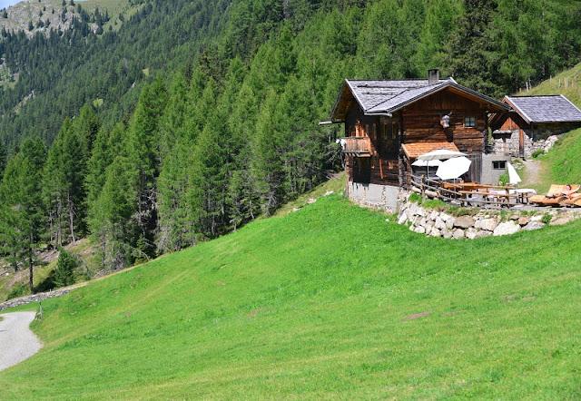 Val Casies Tolder Hütte