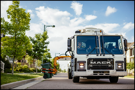 Mack Trucks refuse customers who want to help improve the safety of their drivers and others on the road can now order the Lytx DriveCam and Lytx Video Services pre-wire option.