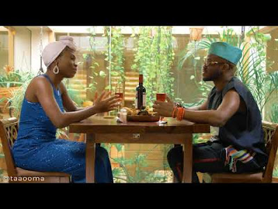 🤣Comedy Video: Taaooma ft. Korede Bello – Table For Two