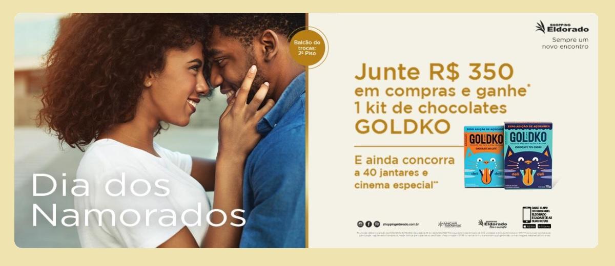 Promoção Dia dos Namorados 2021 Eldorado Shopping