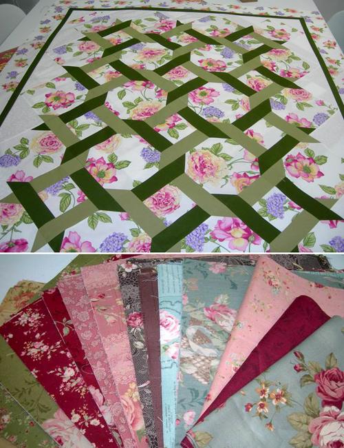 Suzette Quilt Pattern