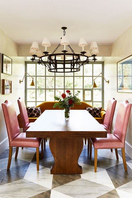 Such a delightful dining room- design addict mom