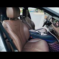 Mercedes S500 L 2015 đã qua sử dụng màu Trắng