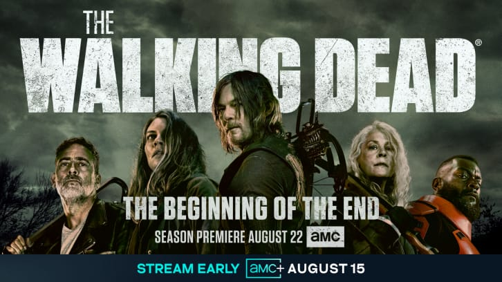 The Walking Dead - Season 11 - Promos, Promotional Photos, Key Art, Season Synopsis + Premiere Date *Updated 5th August 2021*