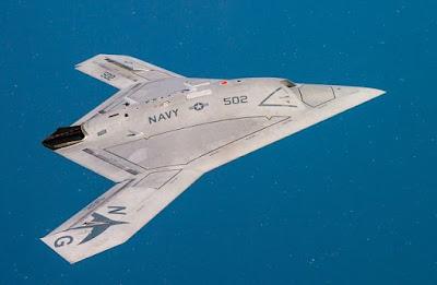 800px X 47B operating in the Atlantic Test Range modified 640x418 Ovni triangulares son aeronaves terrestres y que la fuerza aérea norteamericana ha estado ocultando o por lo menos así lo cree investigador