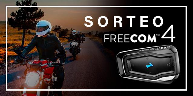 Sorteo FreeCom4