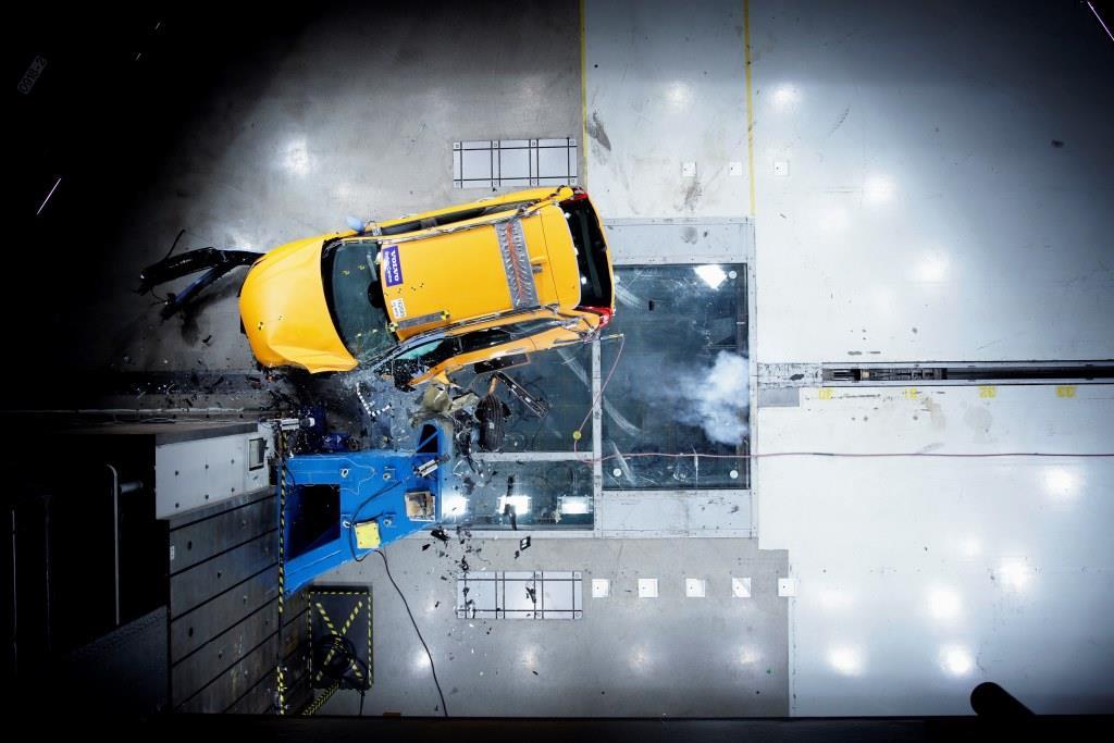 foto nuova volvo xc60 2017 crash test risultati euroncap