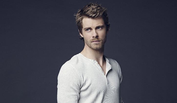 The Code - Luke Mitchell to Star in CBS Drama in Recasting