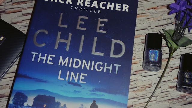 The Midnight Line by Lee Child ; Jack Reacher