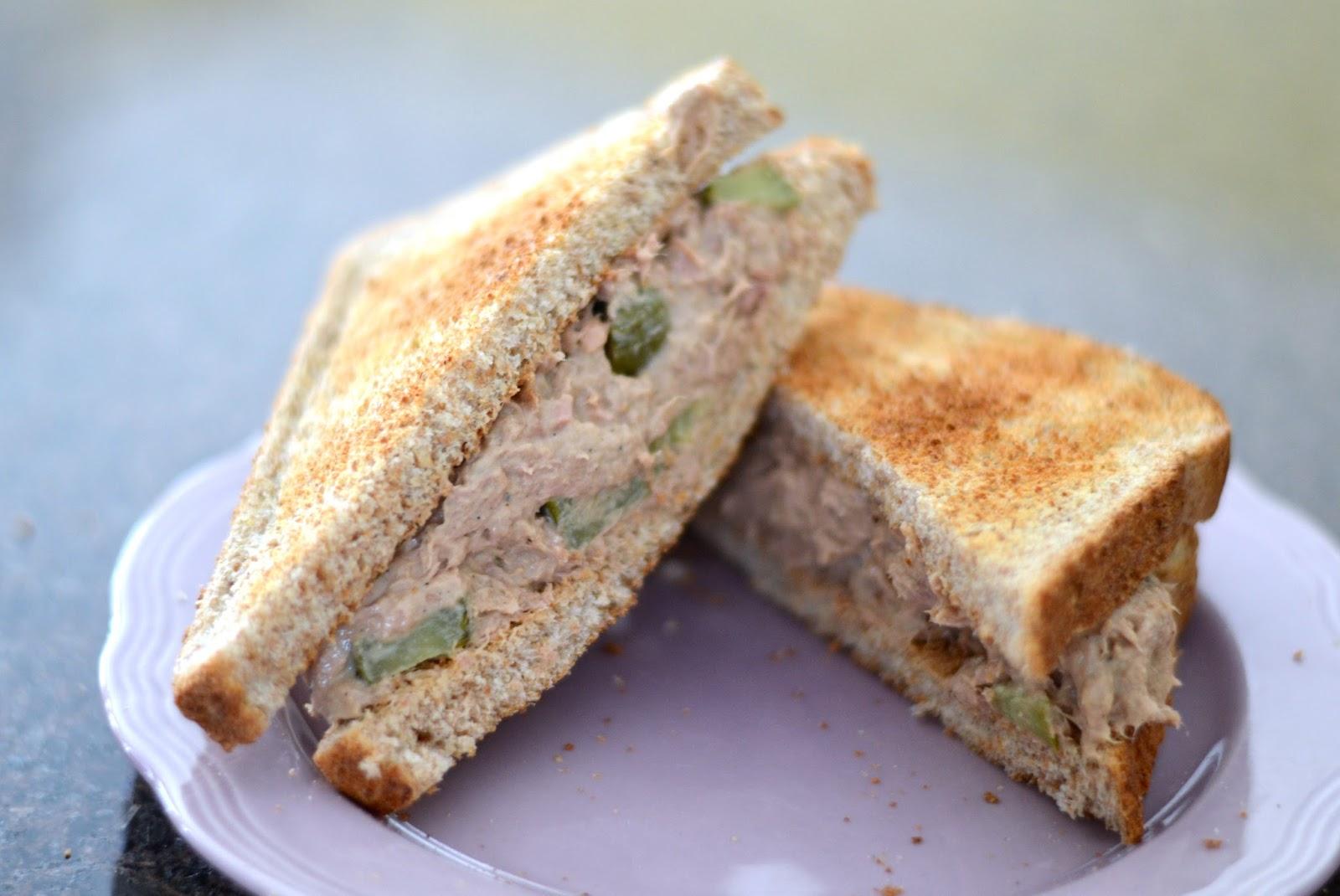 The best tuna salad sandwich classically contemporary for Best tuna fish sandwich