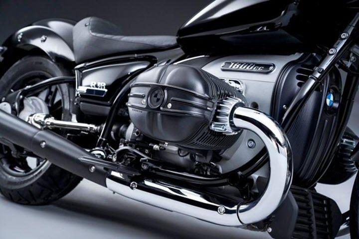 BMW R 18 tái sinh một huyền thoại