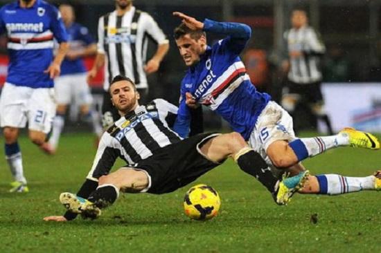 Sampdoria đang có phong độ rất tốt.