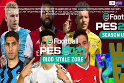 Download PES 2021 Update Team Promosi 2021 By Smile Zone
