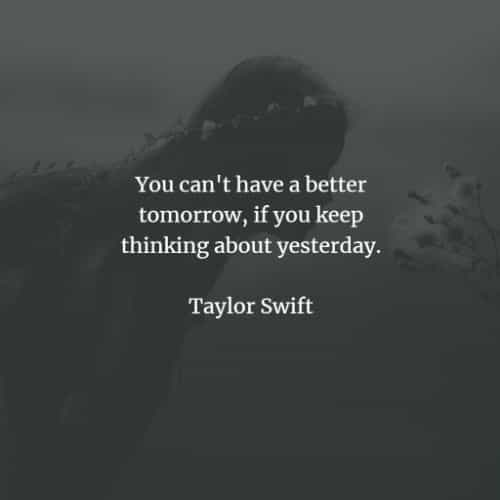 45 Famous Quotes And Sayings By Taylor Swift