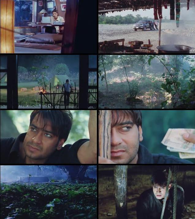 Kaal 2005 Hindi 480p HDRip