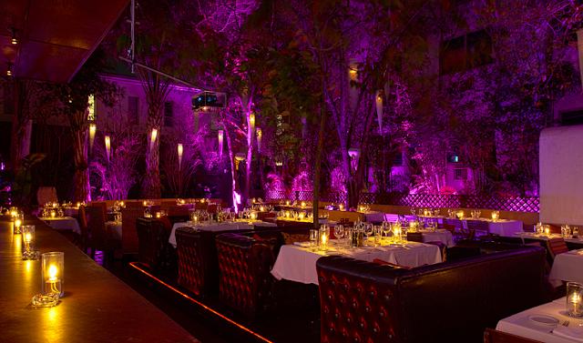 Informações do restaurante Baôli Vita em Miami Beach