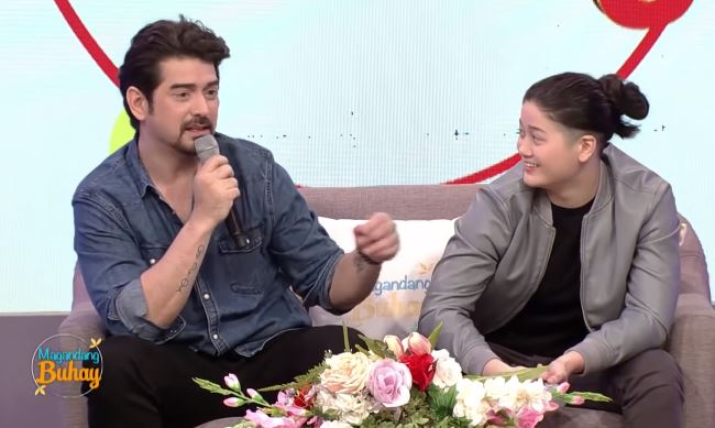 Ian Veneracion supportive of unica hija when she came out as a lesbian