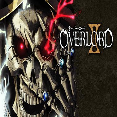 جميع حلقات انمي Overlord II مترجم