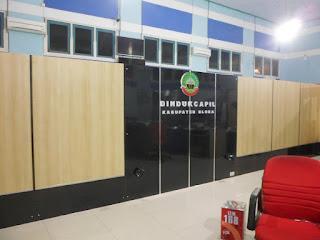 Desain Dan Produksi Furniture Sekat Ruang + Furniture Semarang
