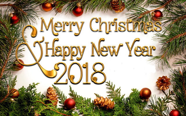 Merry Christmas Wishes 2018, Happy New Year 2019