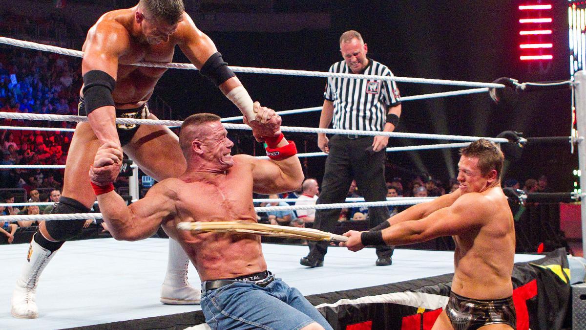 The Miz comenta sobre como John Cena o ajudou a chegar em outro patamar como WWE Champion