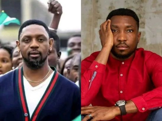 [VIDEO] Timi Dakolo shares wedding video, says Pastor Fatoyinbo never officiated at hiswedding and he was never a choir director at COZA