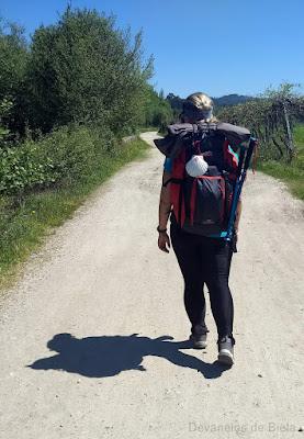 O que levar na mochila para o Caminho de Santiago