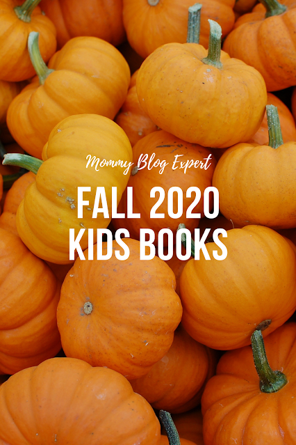 Fall 2020 New Kids Books