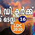 Kerala PSC - LDC 2020 | Mock Test - 16