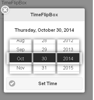 smartcode: Jquery mobile datepicker for Phonegap